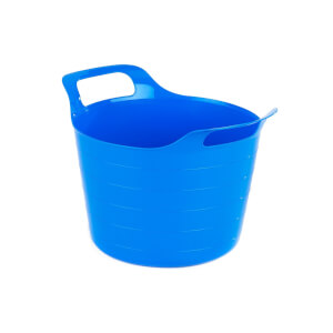 40L Flexi Tub - Blue