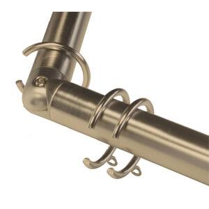 Bay Pole 5m Antique Brass