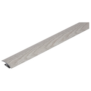 Variable Height Flooring Threshold - Light Grey 0.9m x 38mm
