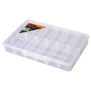 Tactix 12 Compartment Storage Box