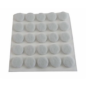Protective Pad White 10mm - 75 Pack