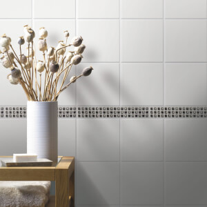 White Wall Tile 44 pack