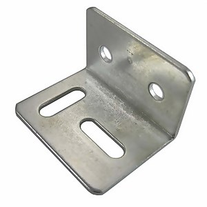 Fixing Bracket Zinc 38mm - 2 Pack