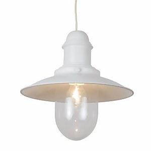 Samuel Fishermans Easy Fit Lamp Shade - Ivory