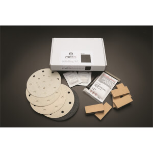 Metis White Kitchen Worktop - Joint Kit