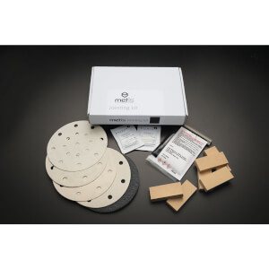 Metis Sand Kitchen Worktop - Joint Kit