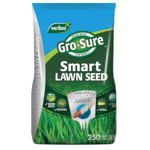 Gro-Sure Smart Lawn Seed Bag - 250m2