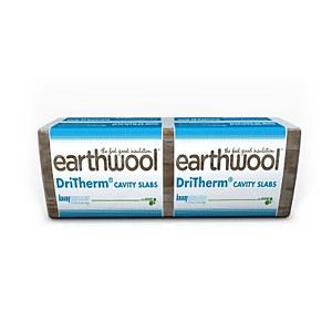 Knauf Earthwool Dritherm Cavity Slab 37 - 100mm
