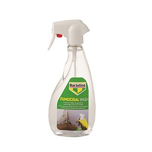 Bartoline Fungicidal Wash Trigger Spray - 500ml