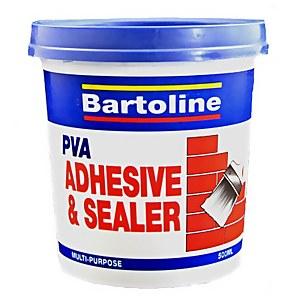 Bartoline Multi-Purpose PVA Adhesive & Sealer - 500ml