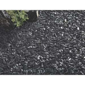 Stylish Stone Black Slate - Large Pack