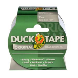 Duck Original Tape Silver - 50m x 10m