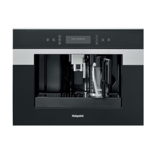 Hotpoint Class 9 CM 9945 H Built-in Coffee Machine - Stainless Steel