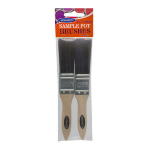 Monarch Sample Pot Brush - 2 Pack