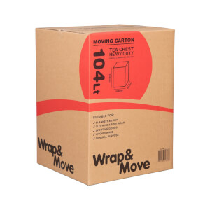 104L Moving Carton Heavy Duty