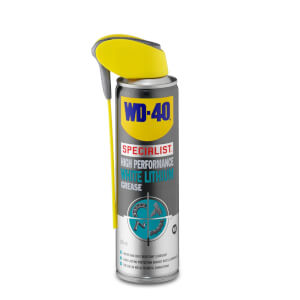 WD-40 Specialist White Lithium Grease - 250ml