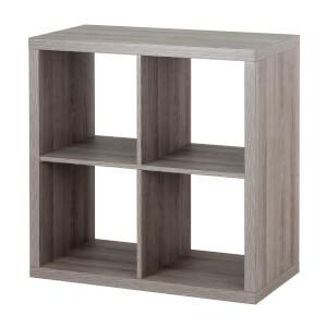 Clever Cube 2 x 2 - Grey Oak