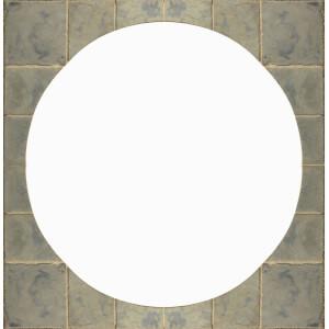 Stylish Stone Sunflare Circle Squaring Off Kit 2.56m - Rustic Sage