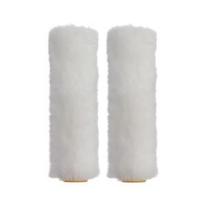 Harris Emulsion 4in Roller Sleeve Twin Pack