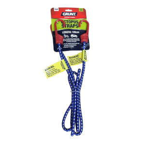 Grunt 1m Octopus Strap - 2 Pack