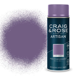 Craig & Rose Artisan Enamel Gloss Spray Paint - Hyssop - 400ml