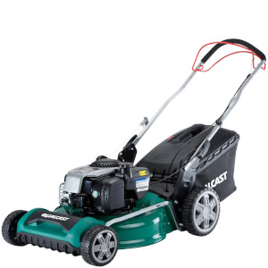 Qualcast 51cm Petrol Self Propelled Lawn Mower 625Exi  625E