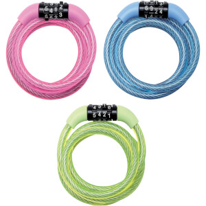 Master Lock Combination Cable Lock - 1.2m x 8mm