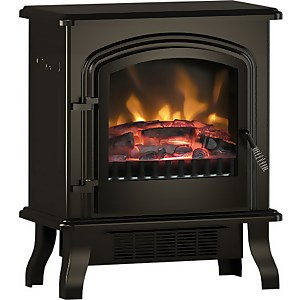 Be Modern Colman Electric Stove - Black