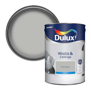 Dulux Standard Chic Shadow Matt Emulsion Paint - 5L