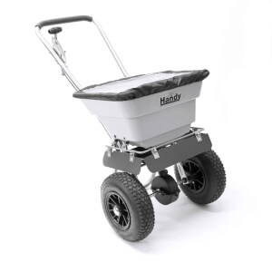 Handy 36.5kg Push Broadcast Salt Spreader