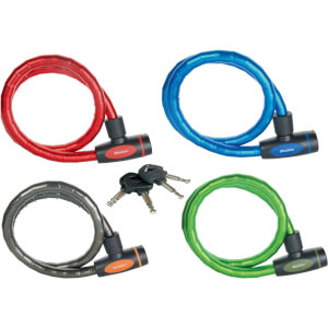 Master Lock Armoured Cable Lock - 1m x 18mm