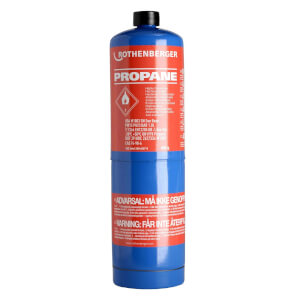 Rothenberger Disposable Propane Gas Cylinder