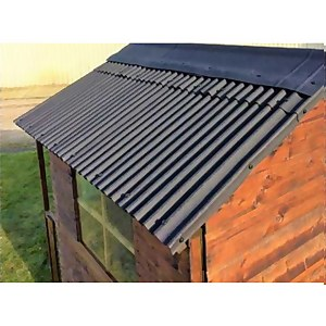Watershed Roof Kit for 8x10ft Apex Shed