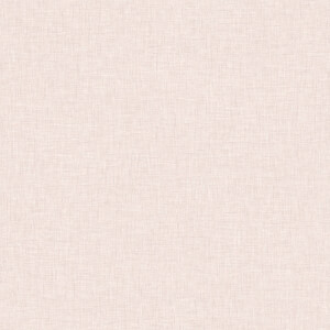 Arthouse Linen Texture Plain Textured Blush Wallpaper