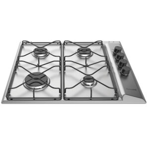 Hotpoint PAN 642 IX/H Gas Hob - 60cm - Stainless Steel