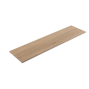 Timber Shelf - Sanoma Oak - 1200x300x16mm