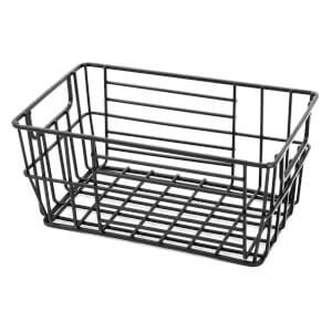 Small Wire Basket - Black