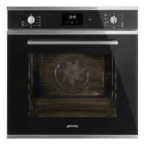 Smeg SF6400TVN 60cm Single Electric Oven - Black