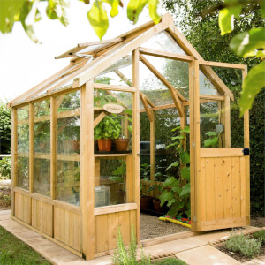 Forest (Installation Included)  8x6ft Vale Greenhouse