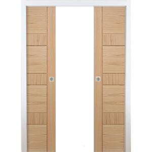 Internal Double Pocket Door System - 1524 x 1981mm