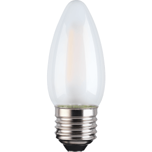 TCP Filament Candle Coat 40W ES Warm Dimmable Light Bulb