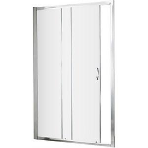 Balterley Sliding Shower Door - 1000mm (5mm Glass)