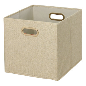 Cube Fabric Insert - Oatmeal