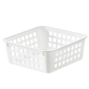 Smartstore 1L Wardrobe Basket - White