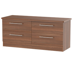 Siena Noche 4 Drawer Bed Box