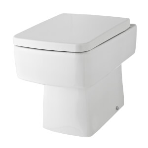 Balterley Optic Back To Wall Pan and Soft Close Seat