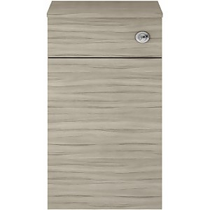 Balterley Rio 500mm WC Unit - Driftwood