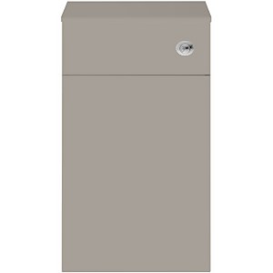 Balterley Rio 500mm WC Unit - Stone Grey