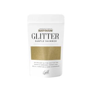 Rust-Oleum Glitter Subtle Shimmer Gold - 70g