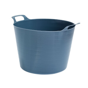 40L Flexi Tub - Dark Grey